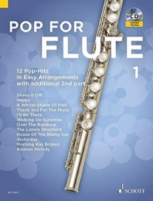 - Pop For Flute - Volume 1 - Partition - di-arezzo.fr