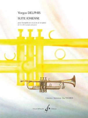 Suite Ionienne - Yorgos Delphis - Partition - laflutedepan.com