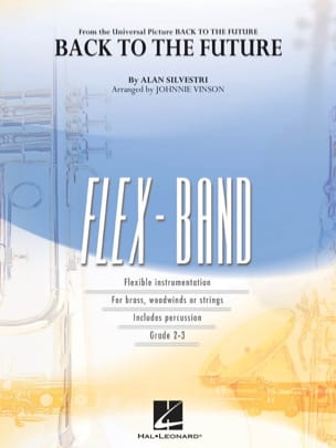Alan Silvestri - Back to the Future (Main Theme) - FlexBand - Partition - di-arezzo.fr