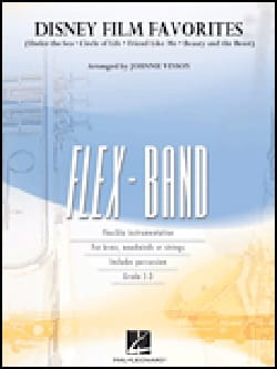 DISNEY - Disney Movie Favorites - FlexBand - Sheet Music - di-arezzo.com