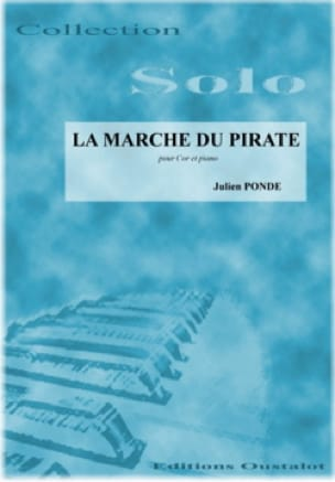 Julien Pondé - The Pirate March - Sheet Music - di-arezzo.com