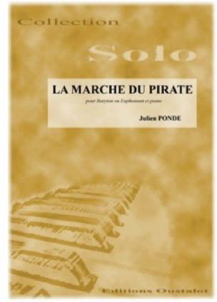 Julien Pondé - La Marcia Pirata - Partitura - di-arezzo.it