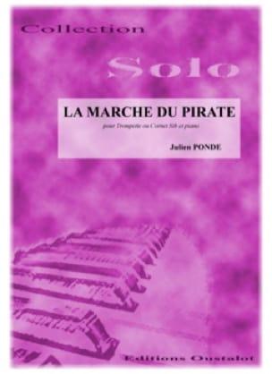 Julien Pondé - The Pirate March - Sheet Music - di-arezzo.co.uk