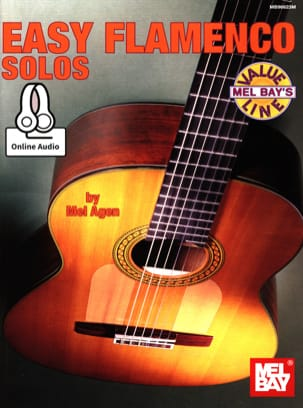 Easy Flamenco Solos - Mel Agen - Partition - laflutedepan.com