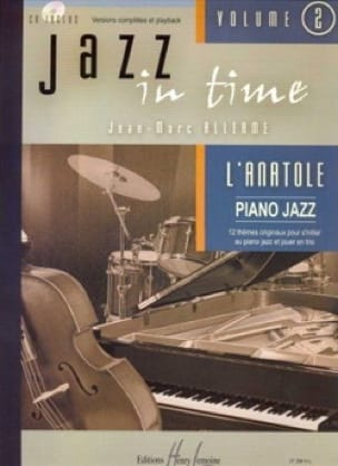 Jazz In Time Volume 2 - L'Anatole CD-ROM laflutedepan