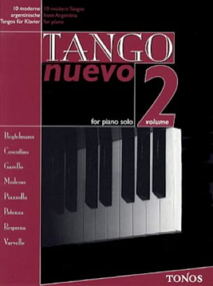 - Tango Nuevo - Volume 2 - Sheet Music - di-arezzo.co.uk