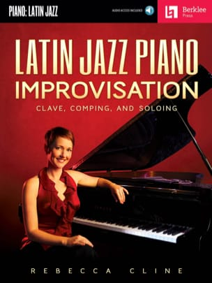 Rebecca Cline - Latin Jazz Piano Improvisation - Partition - di-arezzo.fr