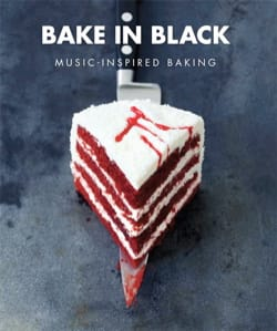 Accessoires - Bake In Black: Inspired Baking Music - Book - di-arezzo.co.uk