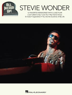 Stevie Wonder - All Jazzed Up! - Stevie Wonder - laflutedepan.com