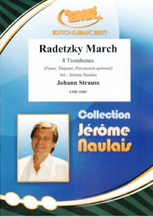 Johann Strauss - Radetzky March - Partition - di-arezzo.fr