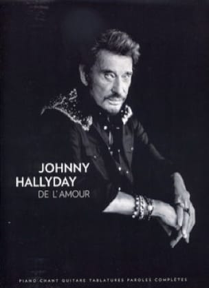 De L'Amour - Johnny Hallyday - Partition - laflutedepan.com