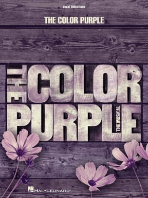 Brenda Russell, Allee Willis & Stephen Bray - The Color Purple - The Musical - Partition - di-arezzo.fr