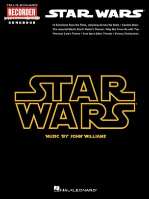 John Williams - Star Wars - Recorder Songbook - Partition - di-arezzo.fr