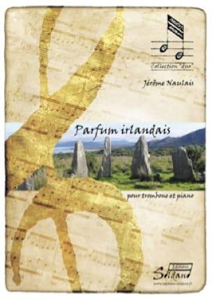 Parfum Irlandais - Jérôme Naulais - Partition - laflutedepan.com