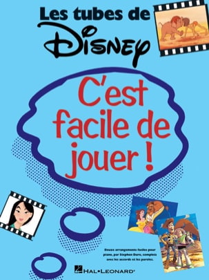 DISNEY - It's easy to play! Disney's Tubes - Sheet Music - di-arezzo.com