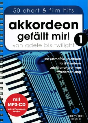 - Akkordeon gefällt mir! Volume 1 - Sheet Music - di-arezzo.co.uk