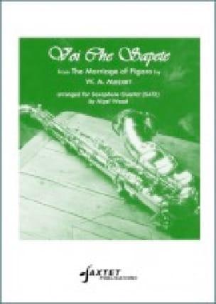 Voi Che Sapete, extrait de Les Noces de Figaro MOZART laflutedepan