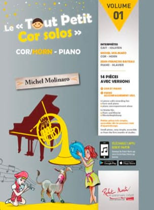 - The Little Horn Solos - Volume 1 - Sheet Music - di-arezzo.co.uk