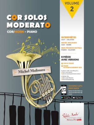 - Cor Solos Moderato - Volume 2 - Partitura - di-arezzo.it