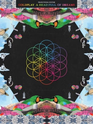 A Head Full Of Dreams Coldplay Partition Pop / Rock - laflutedepan