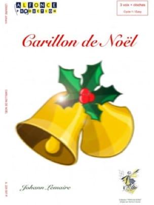 Johann Lemaire - Christmas Carillon - Sheet Music - di-arezzo.com