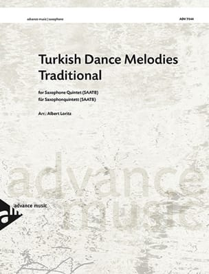 Traditionnel - Turkish Dance Melodies - Sheet Music - di-arezzo.co.uk