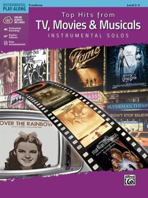 - Top Hits from TV, Movies - Instrumental Solos - Sheet Music - di-arezzo.com