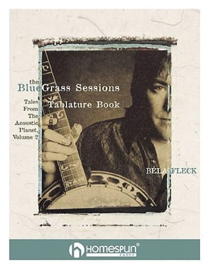 Béla Fleck's The Bluegrass Sessions - Tales from the Acoustic Planet, Volume 2 laflutedepan