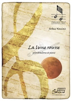 Jérôme Naulais - The Red Moon - Sheet Music - di-arezzo.com