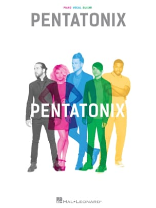 Pentatonix - Pentatonix - Sheet Music - di-arezzo.co.uk