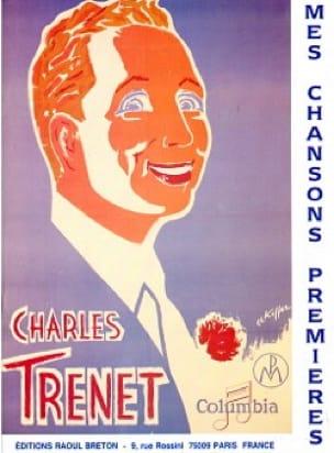 Mes Chansons Premières - Charles Trenet - Partition - laflutedepan.com