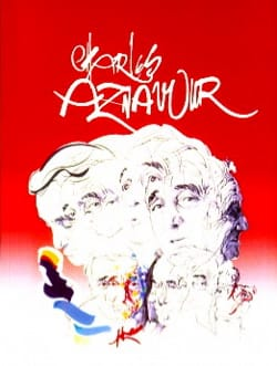 Charles Aznavour - Charles Aznavour - 14 Titres - Partition - di-arezzo.fr