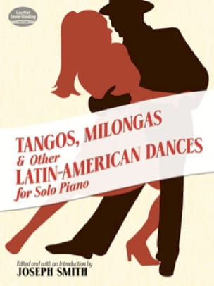 - Tangos, Milongas and Other Latin-American Dances for Solo Piano - Partition - di-arezzo.fr