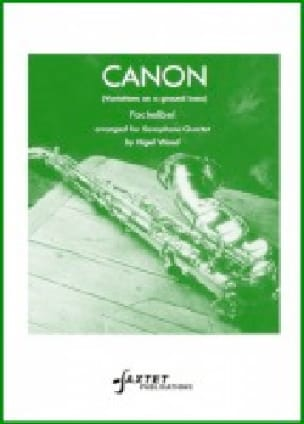 Canon (Variations on a ground bass) - laflutedepan.com