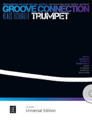 Klaus Dickbauer - Groove Connection - Trompette - Partition - di-arezzo.fr