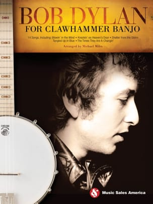 Bob Dylan - Bob Dylan For Clawhammer Banjo - Partition - di-arezzo.fr