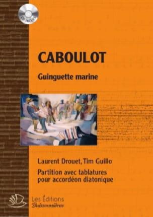 Laurent Drouet & Tim Guillo - Caboot, marine tavern Sailors' songs - Sheet Music - di-arezzo.co.uk