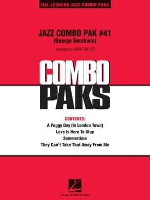 George Gershwin - Combo Pak de Jazz - Partitura - di-arezzo.es