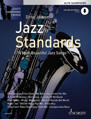 - Jazz Standards - 14 Most Beautiful Jazz Songs - Partition - di-arezzo.fr