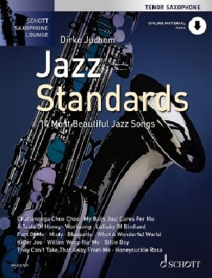 - Jazz Standards - 14 Most Beautiful Jazz Songs - Sheet Music - di-arezzo.com