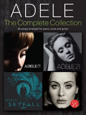 Adele - The Complete Collection - Adele - Partition - laflutedepan.com