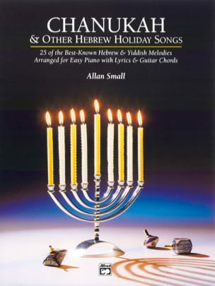 - Chanukah... & Other Hebrew Holiday Songs - Partition - di-arezzo.fr