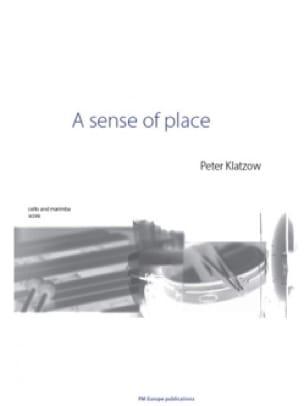 A sense of place Peter Klatzow Partition Marimba - laflutedepan