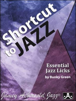 Shortcut To Jazz - Essential Jazz Licks METHODE AEBERSOLD laflutedepan