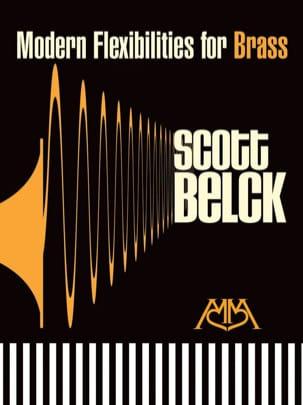 Modern Flexibilities for Brass Scott Belck Partition laflutedepan