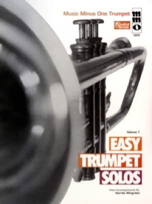 - Easy Trumpet Solos with CD - Partition - di-arezzo.fr