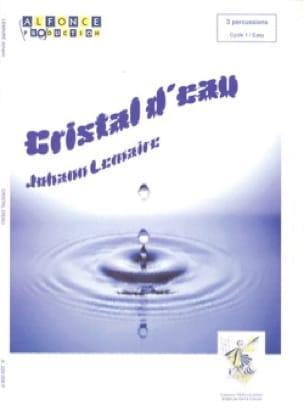 Cristal d'Eau Johann Lemaire Partition laflutedepan