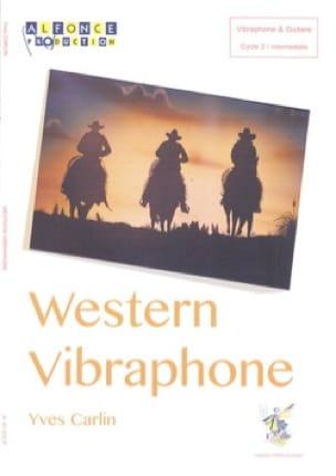 Western Vibraphone Yves Carlin Partition Vibraphone - laflutedepan