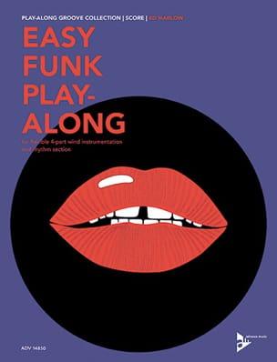Easy Funk Play-Along - Score - Ed Harlow - laflutedepan.com