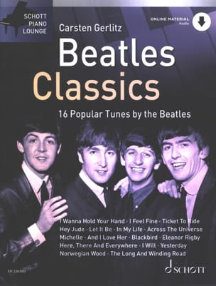 BEATLES - Beatles Classics - Sheet Music - di-arezzo.com